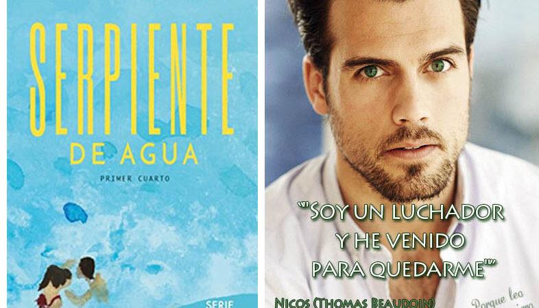 Serpiente de Agua, Primer Cuarto de Mª Ángeles López Rodríguez. Reseña.