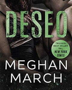 Deseo de Meghan March. Reseña.