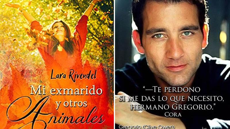 Mi Exmarido y Otros Animales de Lara Rivendel. Reseña.